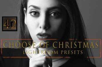 Choose of Christmas Lightroom Presets 3510941 4