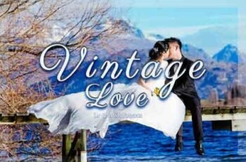 Vintage Love Lightroom & ACR presets 3512362 2