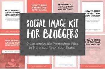 Social Image Kit for Bloggers 662091 8
