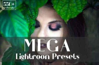 550+ Mega Lightroom Presets 3514580 2