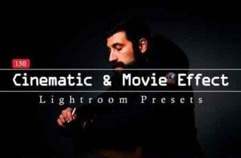 Cinematic & Movie Effect Lightroom Presets 3514461 3