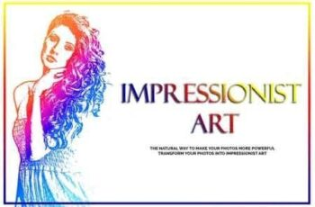 Impressionist Art PS Action 3513288 6