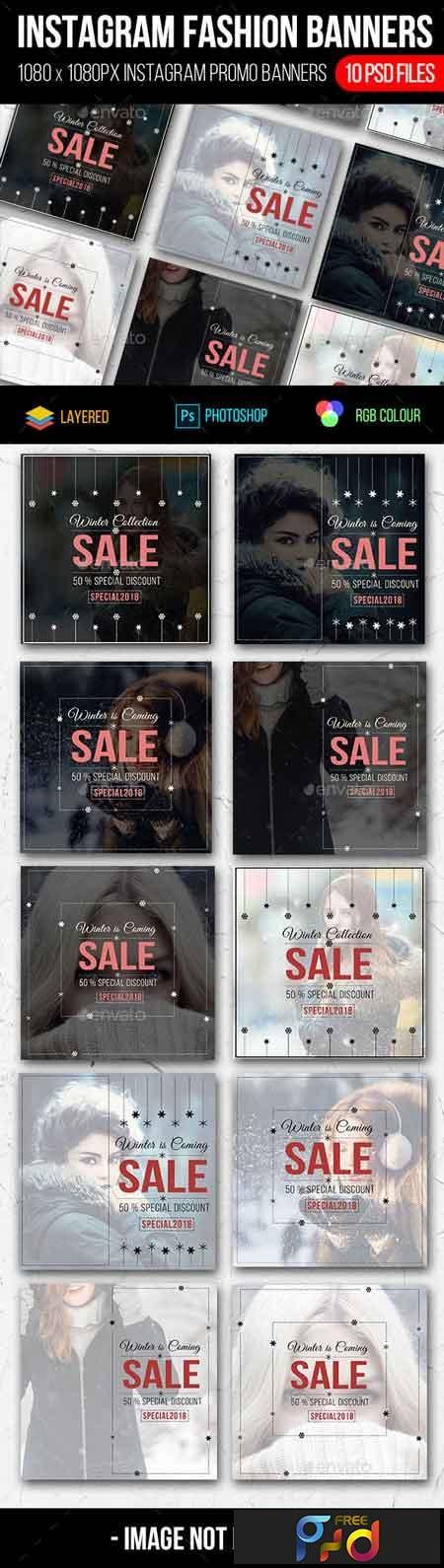 Instagram Fashion Sale Banners 22795262 1