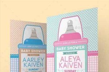 Baby Shower Card 11317529 6