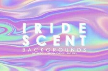 Iridescent Abstract Backgrounds 2921972 6