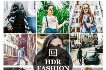 10 HDR Fashion Lightroom Desktop and Mobile Presets 22982586 5