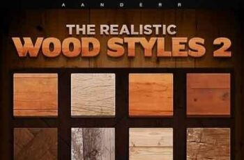 The Realistic Wood Styles 2 18006000 10