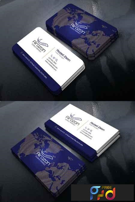 Travel Business Card 2880816 1