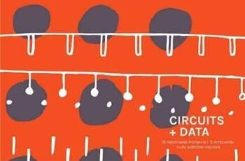 Circuits + Data Designs + Patterns 2609223 6