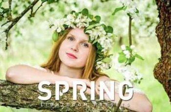 50 Spring Lightroom Presets 871009 2