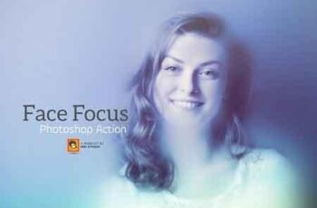 Face Focus Photoshop Action 3297138 3