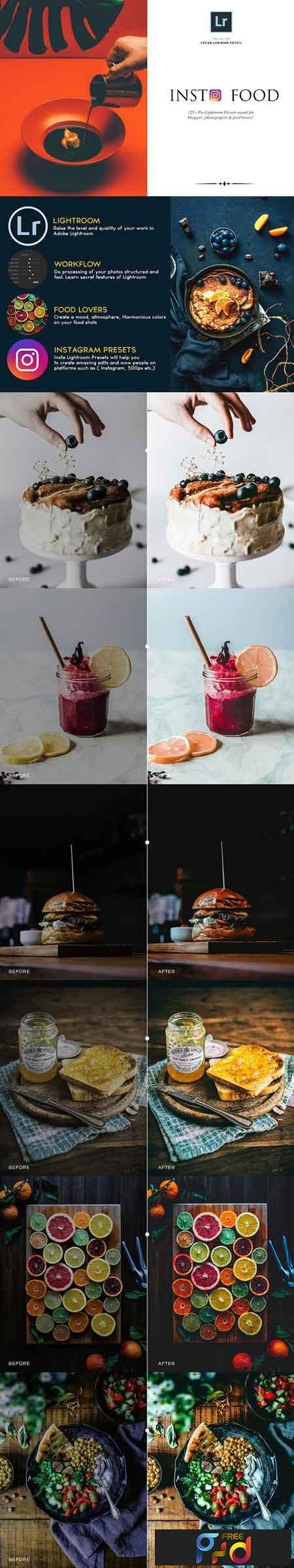 Instagram Food - Lightroom Presets 3279863 1