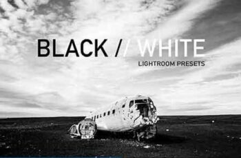 Lightroom Presets Black & White 3215835 5