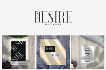 Desire - Photorealistic mockups 3200715 5