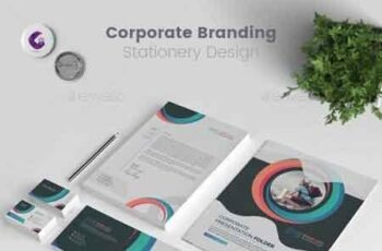 Branding Stationery Template 22803872 8