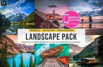 Landscape Lightroom presets 3304265 6