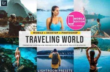 Traveling lightroom presets 3304520