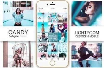 Teal Instagram Blogger Presets 3285600 5
