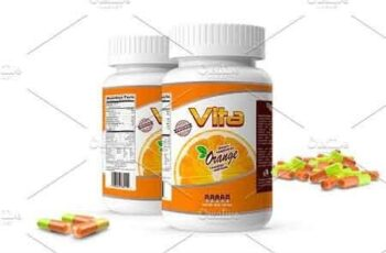 Pills Botle Vitamin 3087467 4