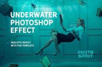 Underwater Photoshop Effect 23023459 5