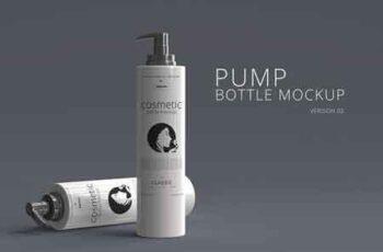 Pump Bottle Mockup 01 2993967 5