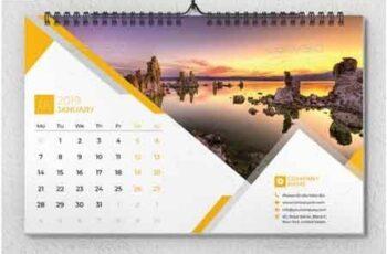 Wall Calendar 2019 22874101 7