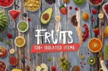Fruits - Isolated Food Items 21468000 4