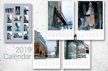 2019 industrial calendar 3186654 4