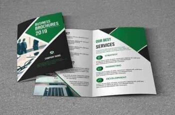 Corporate Bi-fold Brochure V815 2863950 4