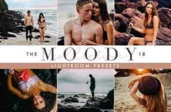 Moody Lightroom Presets 2672105 4
