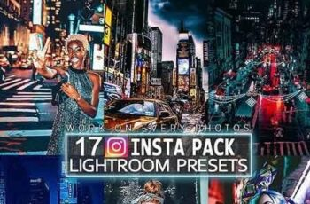 Insta Pack Lightroom Presets 23078933