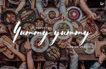 20 Yummy Yummy Lightroom Presets 3301974 3