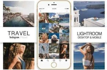 Travel Instagram Blogger Preset 3292933 1
