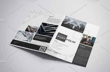 Architecture Brochure Template V04 2969845 2