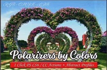Polarizers by Colors actions 3315773