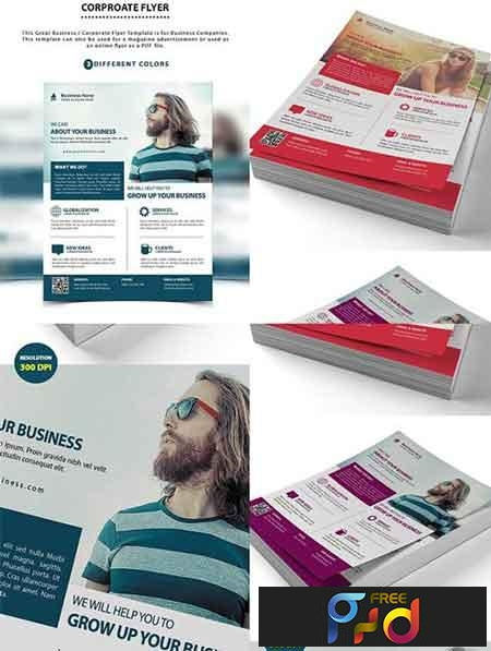 Corporate Business Flyer 2942468 1