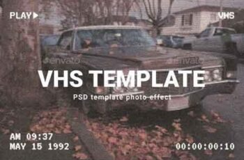 Vhs photo template 23025784 4
