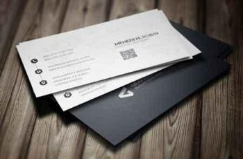 Simple Business Card Design vol-01 2871738