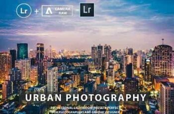 Urban tones Lightroom Presets 3325410 3