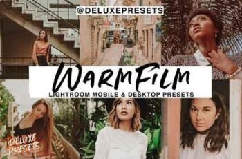 Warm Film Mobile & Desktop Lightroom 3332569 7
