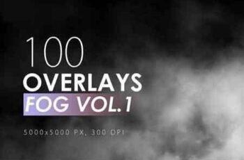 100 Fog Overlays Vol 1 5