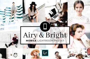 Mobile Lightroom Preset Airy&Bright 3321764 3