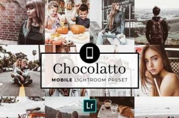 Mobile Lightroom Preset Chocolatto 3320070 2