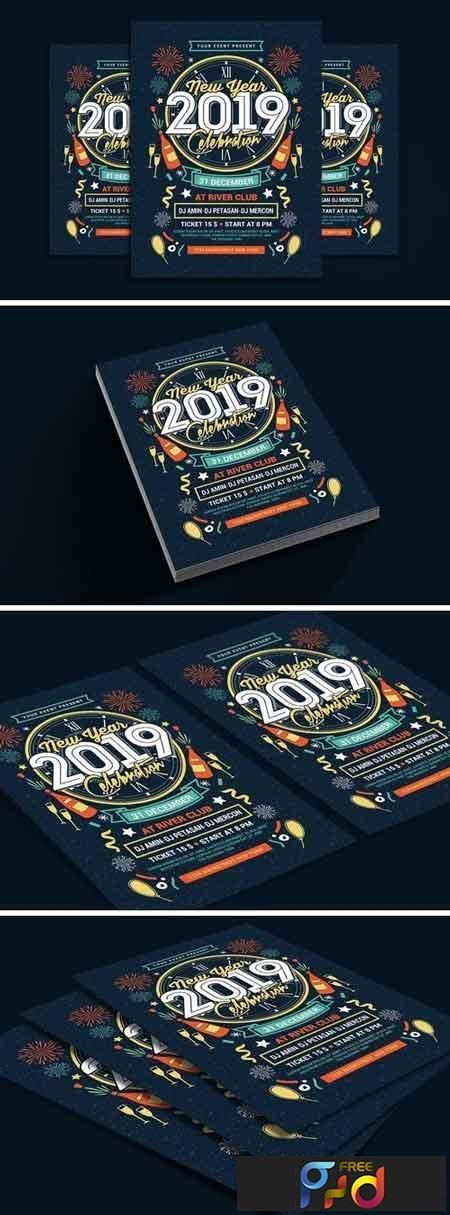 New Year Party Celebration 3219512 1