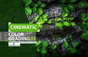 Cinematic Color Grading 03 Premium photoshop action 3521947 5