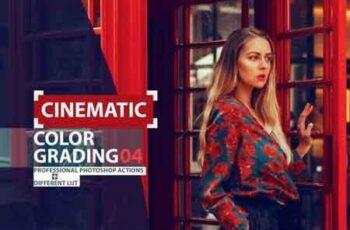 Cinematic Color Grading 04 Premium photoshop actions 3521958 4