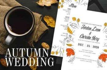 Autumn Wedding Suite Ac.125 3183444