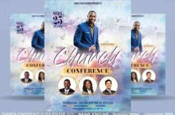 Church Conference Flyer Poster 3213333 5