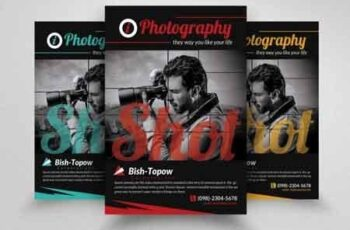 Photography Business Flyer 3507466 14