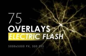 75 Electric Flash Overlays 5